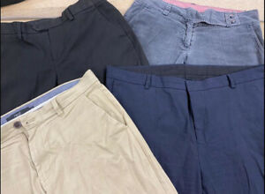 Wholesale Branded Clothing Job Lot Mens/Womens Used Grade A Trousers Clearance