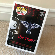Figure Collectible Model Toy 133 Action &Horror Funko POP The Crow Eric Draven