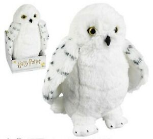Harry Potter - Peluche Hedwige 29 cm - Noble Collection