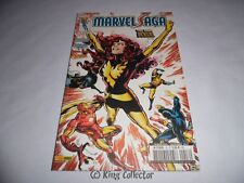 Comic - Marvel Saga (1ère série) - No 16 - Panini Comics - VF
