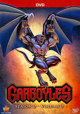 Gargoyles: Season 2, Vol. 2 Disney (DVD 2014, Fullscreen 3-Disc Set, 26 Episode)