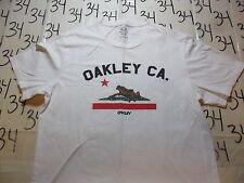 Large- Oakley Ca T- Shirt
