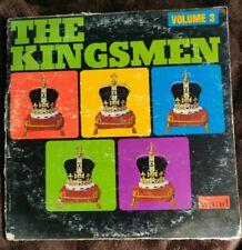 The Kingsmen Volume 3 LP Vinyl Record