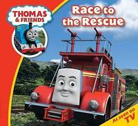 NEW - THOMAS STORYTIME ( 18 ) RACE TO THE RESCUE small book (STORY TIME)