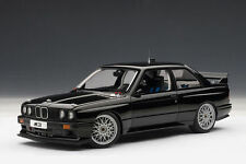 1/18 Autoart bmw m3 e30 DTM Plain body versión Black
