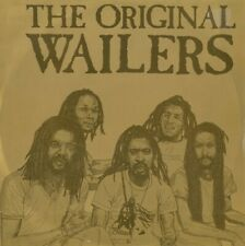 THE ORIGINAL WAILERS Music Lession Vinyl Record 12 Inch Tuff Gong TG12 001 1985
