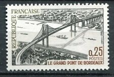 FRANCE TIMBRE NEUF N° 1524 ** LE GRAND PONT DE BORDEAUX
