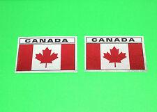 CANADA FLAG OLYMPIC WORLD JUNIORS LADIES HOCKEY TEAM DECALS STICKERS