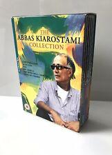 Rare DVD Box Set - THE ABBAS KIAROSTAMI COLLECTION - 6 Films- Artificial Eye