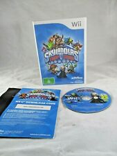 WII Skylanders Trap Team G Rated Nintendo PAL Complete with Manual. Pre-owned.