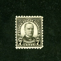 US Stamps # 588 XF OG NH Mint State
