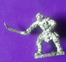 Gorbag Mordor orc hero metal citadel GW games workshop lotr the hobbit evil