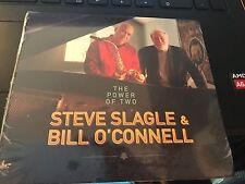 """Steve Slagle & Bill O'Connell """"The Power Of Two"""" cd SEALED Panorama"""