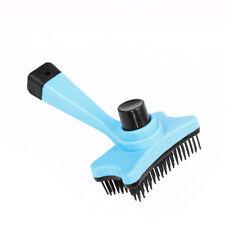 Pet Dog Cat Fur Hair Brush Shedding Grooming Comb deShedding Tool 4 Inch