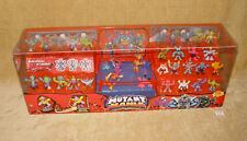 ULTRA RARE MUTANT MANIA MIX & MATCH WRESTLERS NEVER FOR SALE SHOP DISPLAY MOOSE
