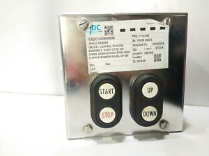 COOPER CROUSE HINDS CEAG GHG4181102R0001 PUSH-BUTTON SWITCH START/STOP
