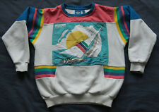 ADIDAS Sailing Club Vintage Retro Sweatshirt Jumper S Oldschool Regatta Crewneck