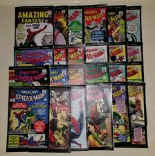 Amazing Spider-Man Collectible Series Set  #1-24 Newspaper Insert Reprints Vol 1