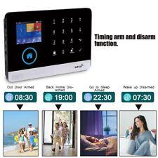 Wireless GSM+GPRS+WIFI Smart Video Alarm Home Burglar Security Alarm System Kit