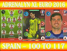 Panini Spain Football Trading Cards Euro 2016 Event
