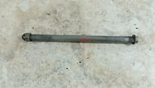 07 Kawasaki VN 900 VN900 D Vulcan rear back axle shaft bolt