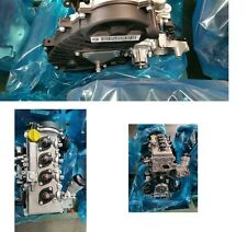 Motor NEU OPEL 1.7 Z17DTH mit Injektoren Bosch 0445110175 Ölkühler Wasserpumpe