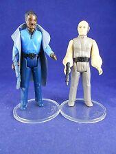 Vintage Star Wars 1982 Lando Calrissian & Lobot - Near Mint Condition - Complete