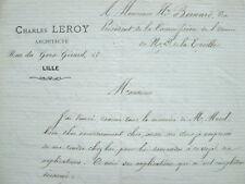 L'architecte Charles Leroy et l'ornementation de Notre-Dame de La Treille de ...