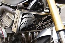"Protezione radiatore Honda 600 & 900 Hornet 03>06 ""Frelon""+ grata anti ghiaietto"