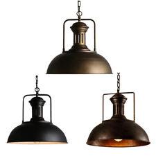 Vintage Pendant Light Kitchen Ceiling Lights Bar Industrial Chandelier Lighting