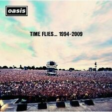 "OASIS ""TIME FLIES 1994-2009 (BEST OF)"" 2 CD NEW+"