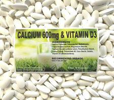 The Vitamine Calcium et Vitamine D3 1000 Comprimés - Acheter en Gros (L)