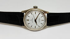RARE VINTAGE ROLEX TUDOR OYSTER-PRINCE WHITE AUTOMATIC MAN'S WATCH