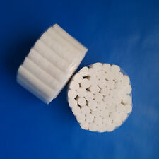 20 Packs * 50 Rolls Dental Disposable Cotton Rolls Materials Tooth Tools White