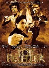 Top Fighter - Die größten Kämpfer aller Zeiten mit Jackie Chan, Bruce Lee NEU