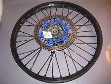 Yamaha 2003 03 YZ250f yz 250f yz 250f front wheel rim Black