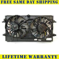 Radiator Cooling Fan Assembly For Pontiac G6 Chevrolet Malibu GM3115208