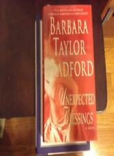 Unexpected Blessings,Barbara Taylor Bradford- 9780007786367