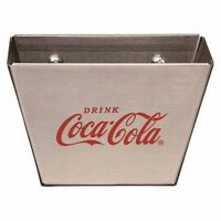 Coca-Cola Kronkorken Fänger Behälter Wand Stationary Wall Mount Cap Catcher