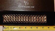 Rachel Zoe Luxe Gold Tone Bracelet New