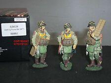 King and country DD265-1 nos 82ND caminar paracaidistas soldado de juguete figura Set
