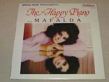Mafalda The Happy Piano 1981 GNP Crescendo GNPS-2141 EASY LISTENING Sealed LP
