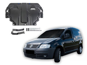 Motor + Getriebeschutz aus Stahl Unterfahrschutz für VW Caddy 2006-2015