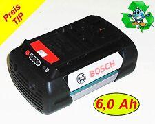 Original Bosch Akku 36 V   6 Ah  Rotak  32-43  ALB  AKS  AHS . -Garten  , 36 Vol