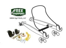 Lower Link Lift Arm Conversion Cat 2 Quick hitch kit Ford Tractors below 100 hp