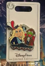 Disney Presidents' Day 2019 Pin New Le 2000 Miss Piggy Kermit the Frog