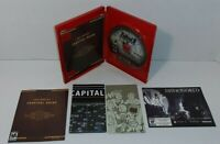 Fallout 3 Game Of The Year Edition Gamestop Exclusive PS3 with Poster and Manual