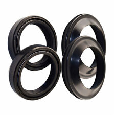 New Front Fork Oil Seal Set Dust Seals For Yamaha YZF-R6 YZF-R1