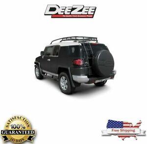 Dee Zee UltraBlack Rear Ladder For Toyota FJ Cruiser 2007-2015 - DZ760611