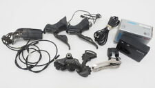 Shimano Dura Ace Road Bicycle Groupset (Shifters/Derailleurs/Battery Charger)